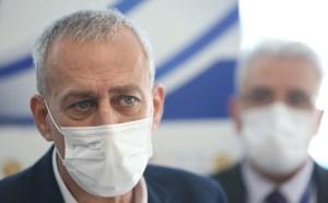 Najman Ash, comisionado de Israel para coronavirus