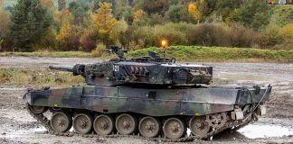Israel suministrará el sistema de protección activa TROPHY de Rafael al ejército alemán, para su flota de tanques LEOPARD 2.