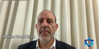 El Rabino Joseph Birch comparte una reflexión sobre que podemos hacer con nuestro tiempo durante esta pandemia, confinamiento y semáforo rojo.