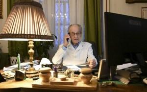 Istvan Kormendi, médico húngaro, sobreviviente del Holocausto