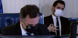 Un asesor del presidente de Brasil, Jair Bolsonaro, fue acusado de hacer un símbolo de la mano de un supremacista blanco durante una sesión legislativa