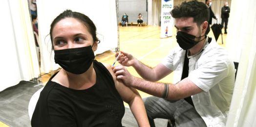 Israel autoriza vacunación para recuperados de COVID-19