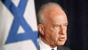 El primer ministro israelí que firmó los cuerdos de Oslo, Yitzhak Rabin nació un día como hoy hace 99 años, el 1 de marzo de 1922 en Jerusalén