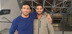 La historia de la amistad entre los campeones mundiales de judo israelí e iraní Sagi Muki y Saeid Mollaei está siendo desarrollada para televisión en Israel