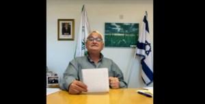 El Ministro de agricultura de Israel, Alon Shuster, compartió un mensaje en el que reconoció y agradeció el trabajo de la Fundación ILAN