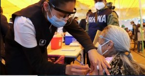 Alcaldías Miguel Hidalgo y Benito Juárez alistan logística para llevar iniciar con la campaña de vacunación de adultos de 60 años o mayores