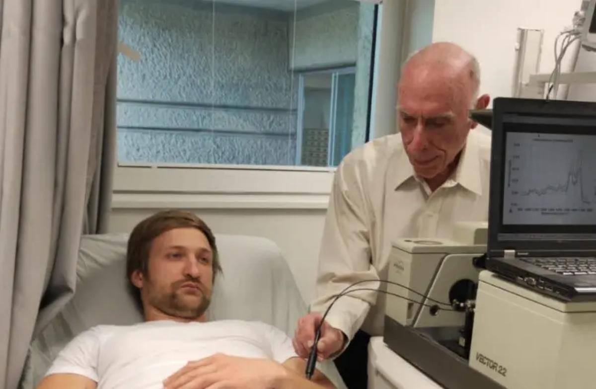 Tecnología israelí para detectar el cáncer de piel