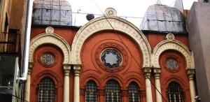 Sinagoga en Turquía