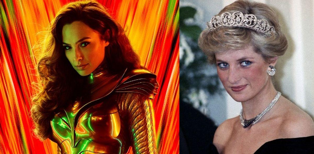 Gal Gadot, la protagonista de Wonder Woman reveló que basó su icónico superhéroe en otra figura famosa, la Princesa Diana.