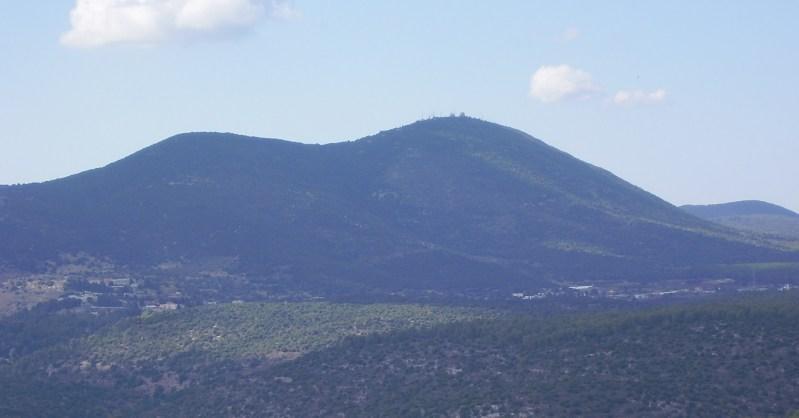 Monte Merón de Israel