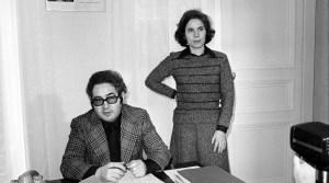 Dos cazadores de nazis más famosos del mundo, Serge y Beate Klarsfeld, están por recibir su propio documental por cineastas nominados al Oscar