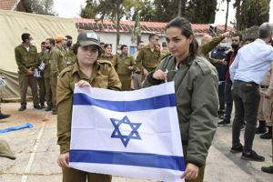 """Soldados con discapacidad de las FDI cantan """"Hatikva"""" como un mensaje de esperanza y celebrar el 73 aniversario de la Independencia del Estado Judío"""