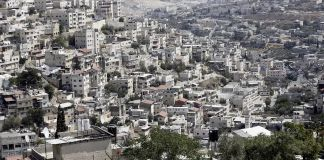 Silwan, Jerusalén Este