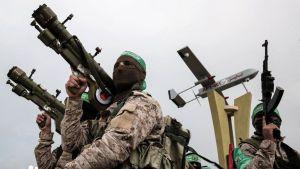 Israel responde a las agresiones sobre sus ciudades. Termina el conflicto con el viejo apotegma de que Israel es Goliat y Hamás es David