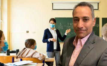 Aarón Wornovitzky, presidente de Vaad Hajinuj y afirmó que los colegios de la Red Judía de México regresarán a clases este 7 de junio