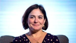 Durante un debate sobre el conflicto entre Israel y Hamás la periodista y autora israelí nacida en EE. UU., Caroline Glick debatió con un diplomático europeo