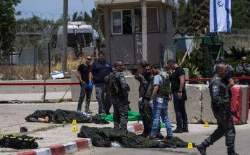 Palestinos abatidos cerca de la base de Salem de las FDI