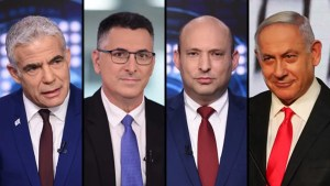 El primer ministro de Israel presenta propuesta de rotación para el cargo de premier en un gobierno de derecha