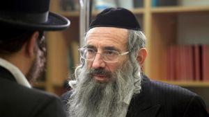 Shulem y otro hombre