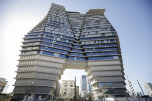 Las torres ToHa en Tel Aviv ganó el premio del Consejo de Edificios Altos y Hábitat Urbano al mejor edificio alto de Oriente Medio y África