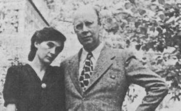 Al igual que Prokofiev Mira era ucraniana. Nació en Kiev en 1914. Fue la única hija de Abram Solomonovich (1885-1968) y Vera Natanovna