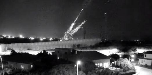 Disparan 2 cohetes desde Gaza a Israel; Cúpula de Hierro derriba 1
