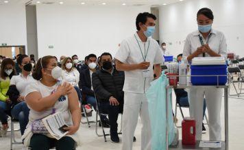 La semana del 1 de junio iniciará la vacunación para adultos de 40 a 49 años en México informaron autoridades de salud del país