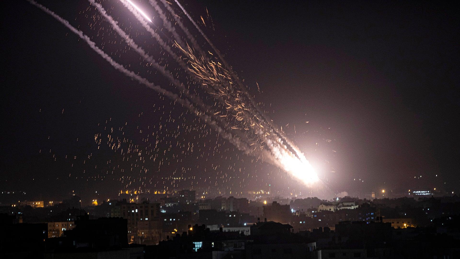 Israel responsabilizó de la violencia en Jerusalén y otras ciudades de la Franja de Gaza a la organización terrorista de Hamás
