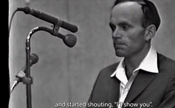 Yosef Kleinman, el sobreviviente más joven del Holocausto en testificar en el juicio de Adolf Eichmann, murió el martes a los 91 años