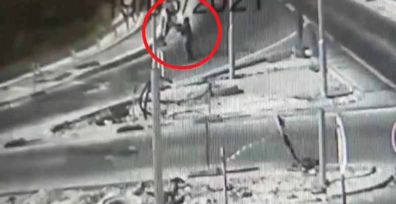 Terrorista palestina dispara contra soldados israelíes