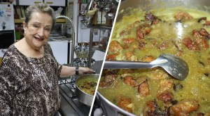 Como cada semana nuestra Bobe Irma nos trae en su metate una sorprendente y deliciosa receta: Chicharrón de pollo en salsa verde.