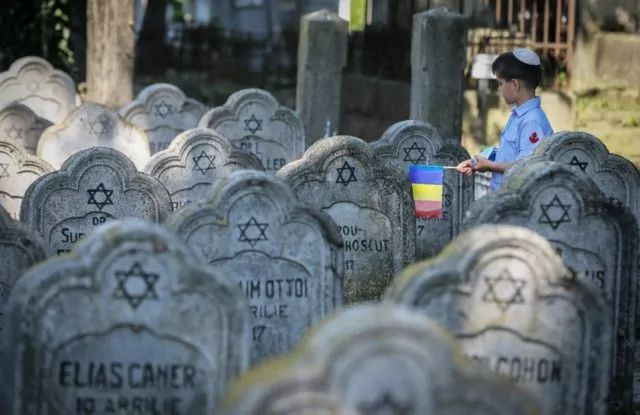 Rumania conmemora a las víctimas del pogromo de 1941