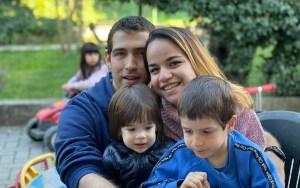 Eitan Biran, único sobreviviente de un accidente de teleférico italiano que mató a 14 personas salió de cuidados intensivos, informó una fuente médica