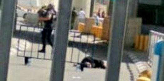 Mujer palestina intenta acuchillar a guardia israelí en Judea y Samaria