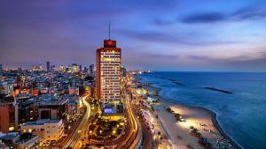 Tel Aviv fue catalogada como la 55ª ciudad menos estresante del mundo, según un estudio realizado por Care Vaay, con sede en Alemania