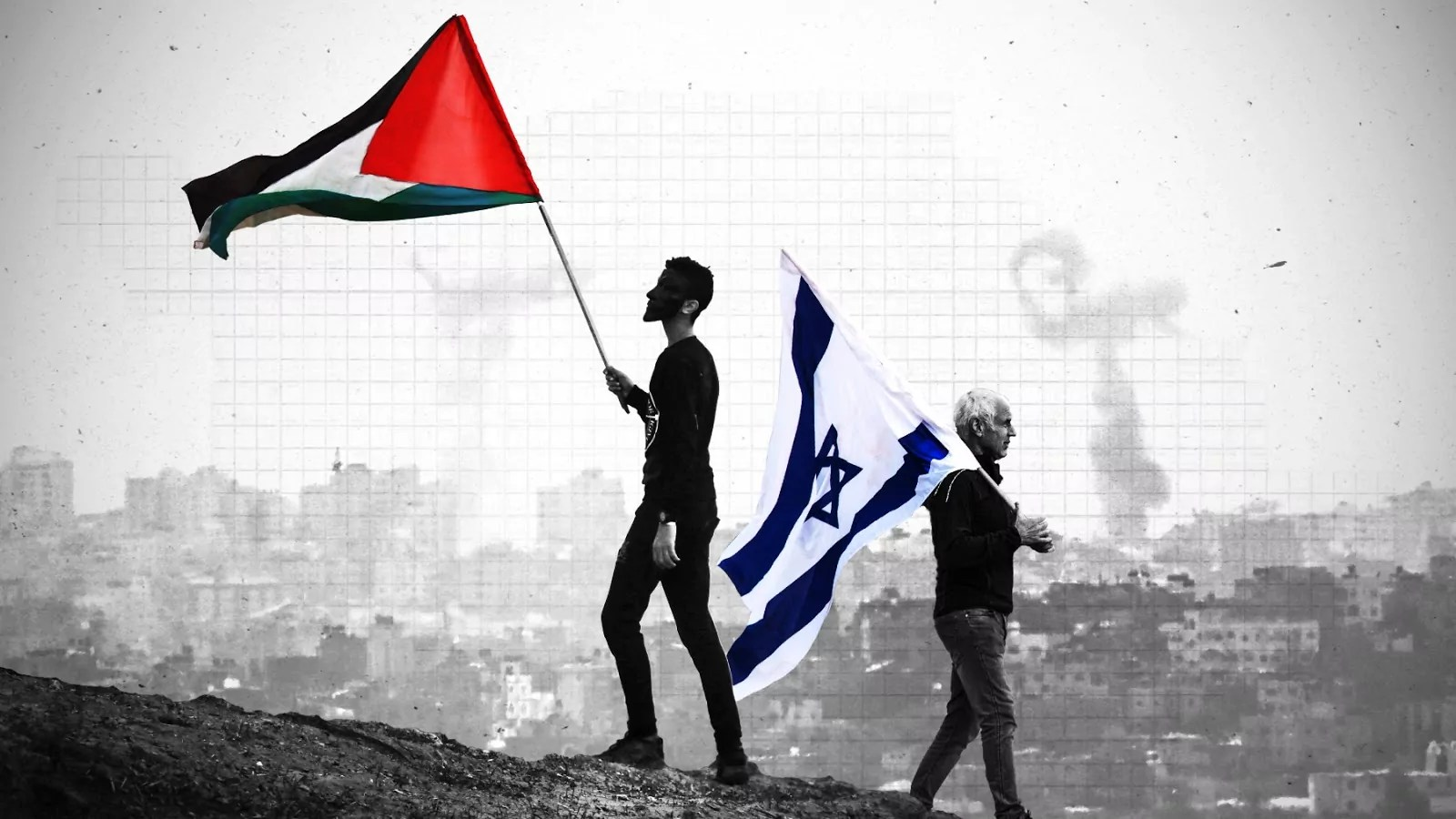 Si dirigentes palestinos, tanto de Hamás como de la AP aceptan negociar, implica que aceptan la existencia de Israel, su derecho a existir
