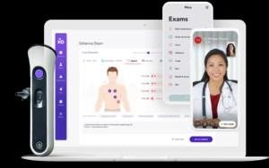 Nonagon, antes conocida como MyHomeDoc, una startup médica israelí presentó un novedoso dispositivo de diagnostico médico para el hogar