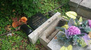 Decenas de lápidas fueron derribadas, y varias destruidas, en un cementerio judío en Polonia. El tercer incidente de este tipo desde 2015