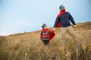 Aplaudo a esos padres que buscan momentos inolvidables con sus hijos, que encuentran cómo fomentar confianza y lealtad que los unirá por siempre