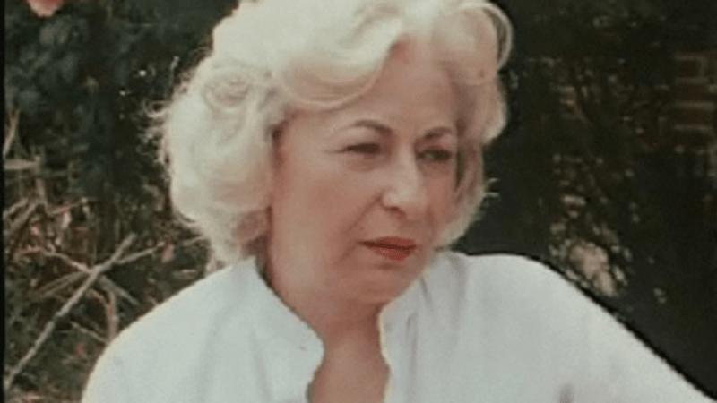 Desde 1985 la vida de Violeta estuvo dedicada a recordar, para que toda aquella tragedia del Holocausto no sea olvidada y no vuelva a ocurrir