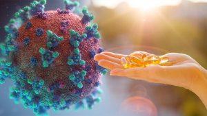 Pacientes hospitalizados con COVID-19 tienen muchas más probabilidades de morir o de terminar en una condición grave si tienen deficiencia de vitamina D