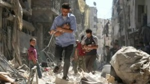 Marzo del 2011 iniciaron las protestas en Siria, a lo que el Presidente Bashar al-Assad respondió con una violenta represión