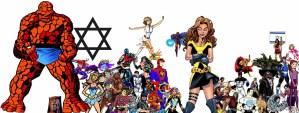 superhéroes y judaísmo