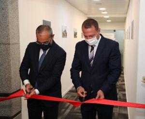 Treinta años después de establecer relaciones diplomáticas con Israel, Azerbaiyán inauguró su oficina de Comercio y Turismo en Tel Aviv