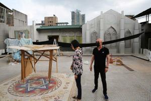 La construcción del primer Centro Comunitario Judío permanente de Taiwán comenzó en 2020 y está su apertura está prevista para fines de 2021