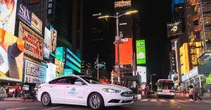 Mobileye, informó que está probando vehículos autónomos en la ciudad de Nueva York, incluido el bullicioso distrito de Manhattan