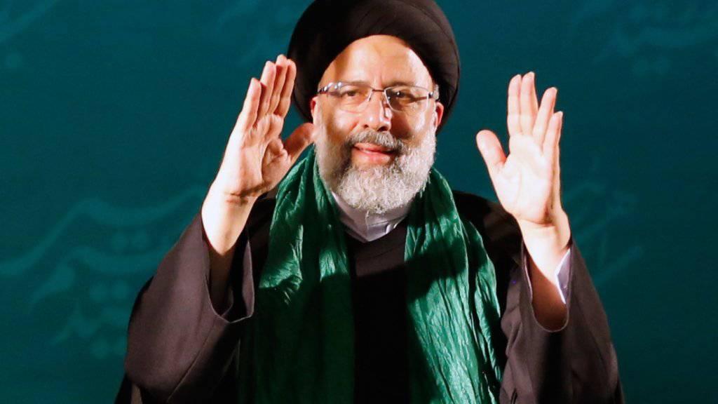 El régimen iraní montó una farsa electoral para que Ebrahim Raisi, vinculado con ejecuciones masivas, se convirtiera en presidente de la República Islámica