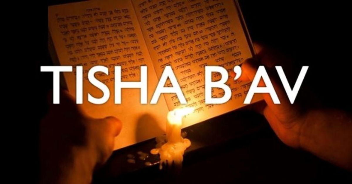 Te presentamos los eventos para la conmemoración de Tisha b'Av 5781 en la comunidad judía de México los sábado 17 y domingo 18 de julio