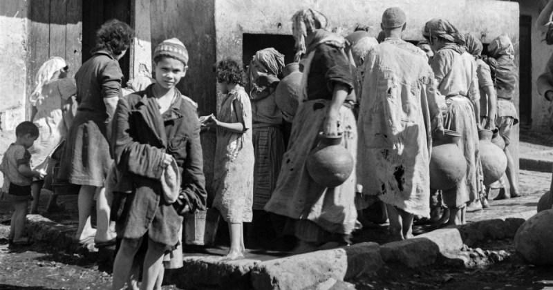Judíos de Marruecos