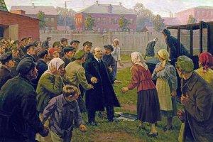 El 30 de agosto de 1918, Vladimir Lenin recibió 3 tiros, su atacante Fanny Kaplan, una judía miembro de los Socialistas Revolucionarios